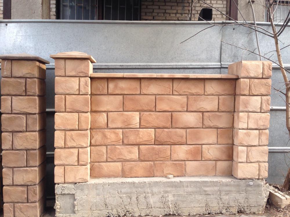 Декоративные блоки для столбов Воскресенск