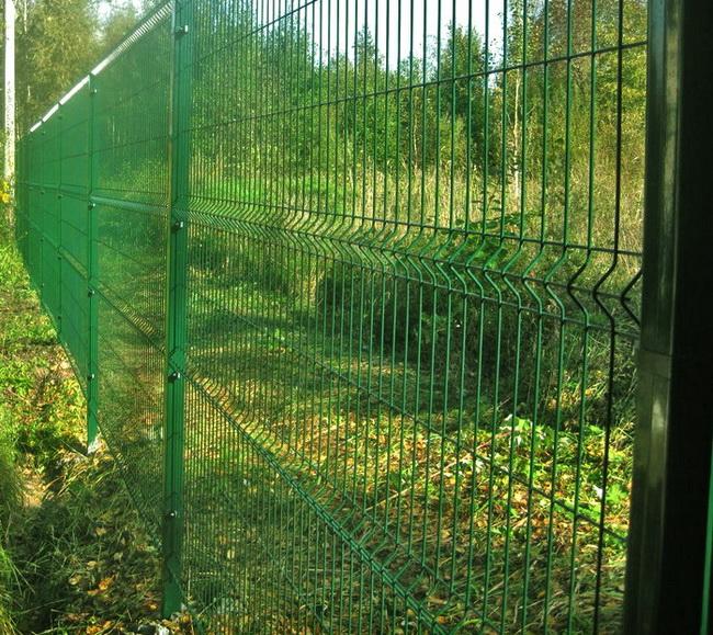 забор из 3D панелей Воскресенск