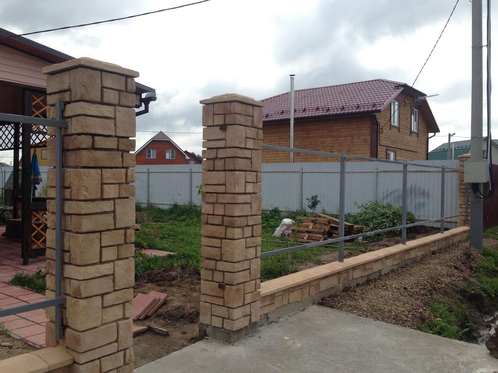 Стеновые блоки Воскресенск