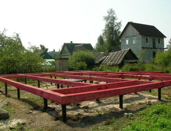 Свайно-винтовой фундамент Воскресенск