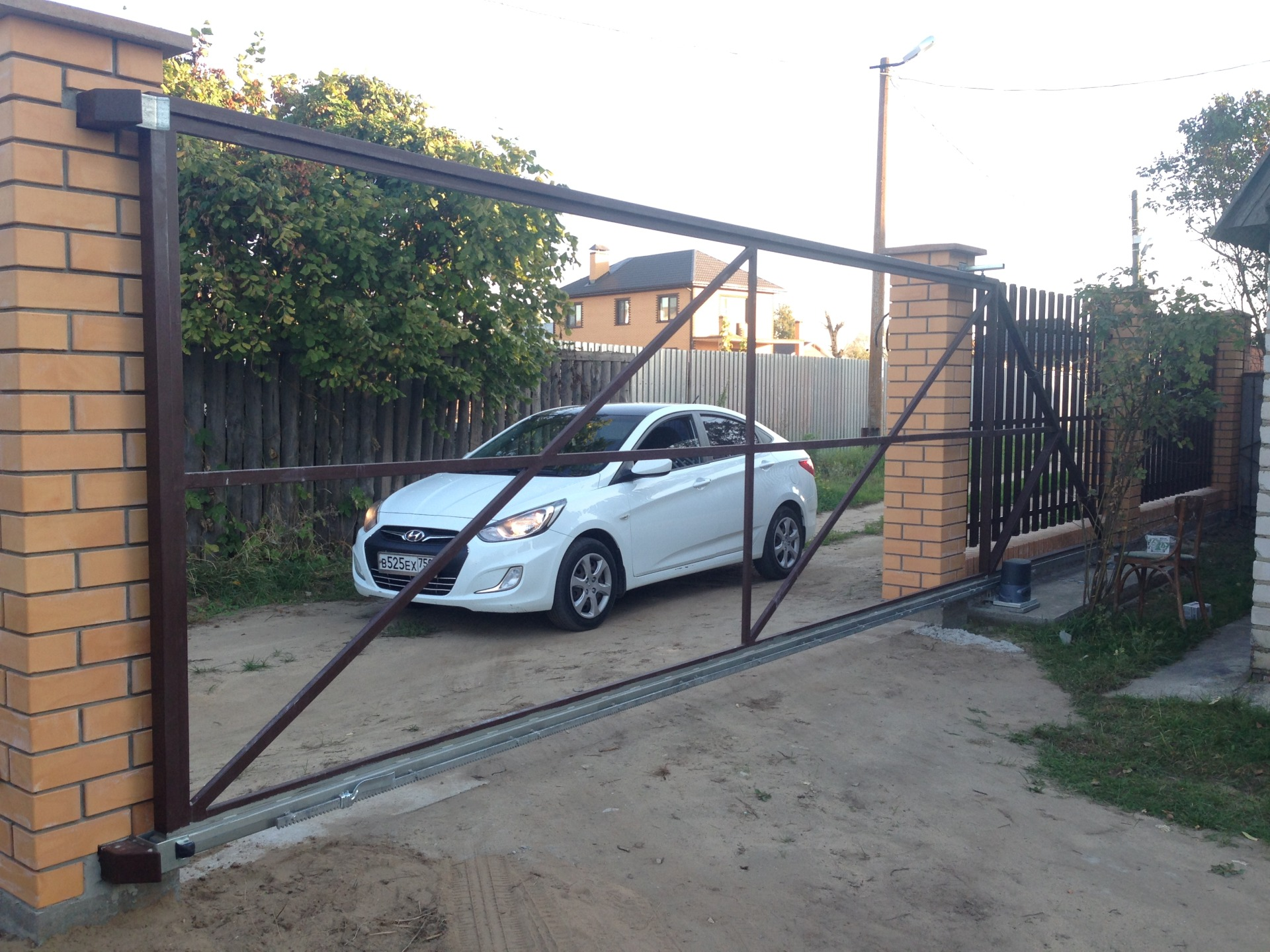Автоматические ворота Воскресенск
