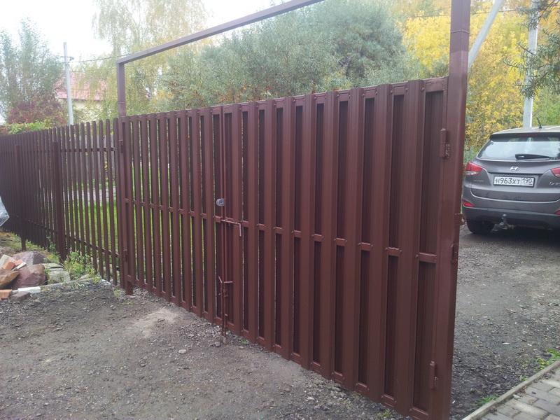 Ворота Воскресенск