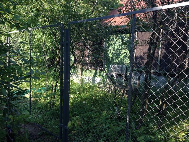 Забор из сетки Рабица Воскресенск